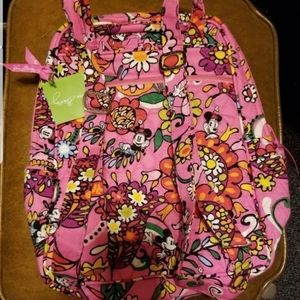 NWT MICKEY MOUSE VERA BRADLEY BACKPACK